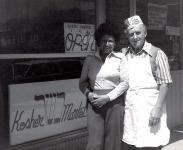 Nathan and Frances Kornmehl, Buffalo