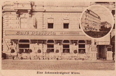 Dueling desserts plaster poets sigmund freud vienna s for Austrian cuisine history