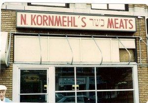 Nathan Kornmehl's kosher meats