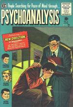 Freud Spottings, 1: Psychoanalysis, the Comic Book