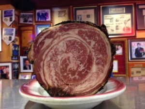 "Rolled Beef: ""The Giant Panda of Deli Meats"""