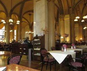Dueling Desserts, Plaster Poets, & Sigmund Freud: Vienna's Cafe Culture