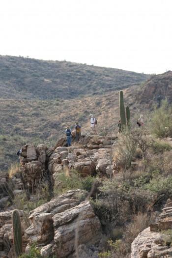 Hiking Jean 1