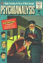 Freud Spottings, 1: Psychoanalysis, the Comic Book