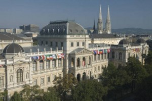 University of Vienna, alma mater of Sigmund Freud and my cousins Viktor and Ezriel Kornmehl
