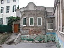 Vereinssynagoge, Malzgasse 16