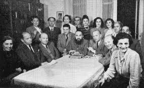Committee of Jewish Jaslo residents in Israel. Maybe one of them was Ernystina Kornmehl/Kornel?