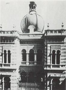 Polish Synagogue, Vienna (built 1892/93 by Wilhelm Stiassny)