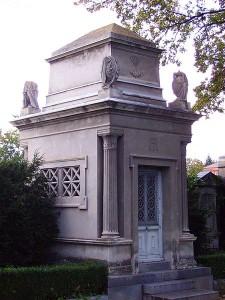 Rothschild Tomb, Zentralfriedhof, Vienna