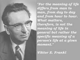 Viktor Frankl quotation