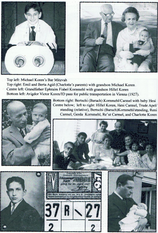 Viktor Kornmehl family pics