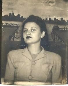 Rita Jarolim, Coney Island 1940