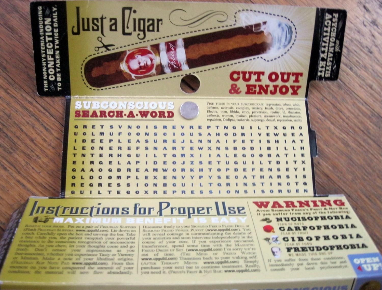 Just a cigar