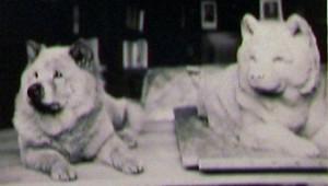 Real Topsy and Faux Topsy, Paris, 1938