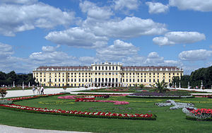 Schönbrunn Palace. Been there, done that