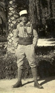 Uncle Fritz in the French Foreign Legion
