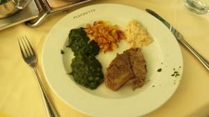 Tafelspitz, Freud's favorite dish