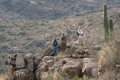 Jean Hiking 2