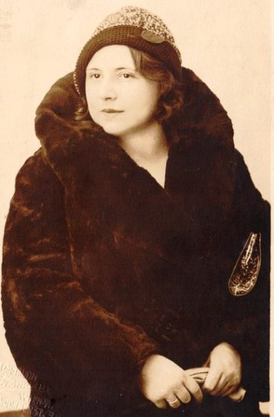Valerie Oberndorfer Kornmehl 1932