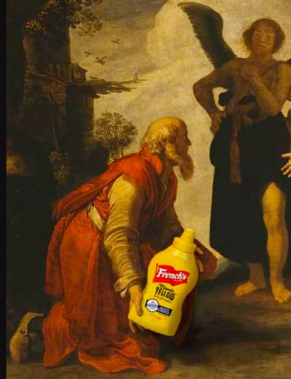 Tablet mustard photo detail