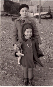 Erwin and Flora Schmerling, Weymouth 1939